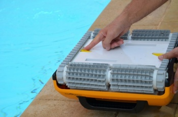 maytronics pool cleaner user guide